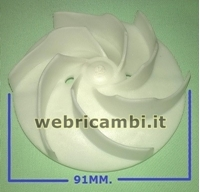 Picture of Cod. 39572 - IMPELLER