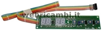 Picture of Cod.62932 - DISPLAY FOR ELECTRONIC BOARD