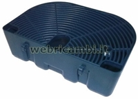 Picture of Cod. 16606 - COMPLETE DRIP TRAY - DARK BLUE