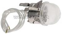 Immagine di Cod. 44966 - PORTALAMPADA CON LAMPADA G4 16W 12V