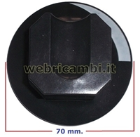 Picture of Cod.47624 - KNOB BLACK